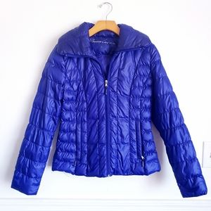 Kenneth Cole New York Packable Quilted Jacket